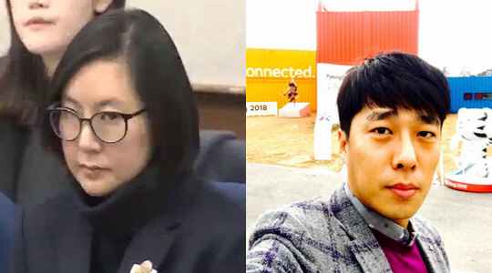 """김동성: 김동성 아내 과거 인터뷰 """"장시호 제안, 믿기지 않았다"""" : 스포츠"""
