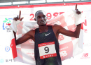 2019 서울국제마라톤, 케냐 로노 우승