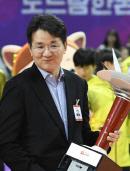 [김진회의 강스파이크]'최초'에 도전하는 조원태 KOVO 총재, 진정한 '총재' 의미 아로새긴다