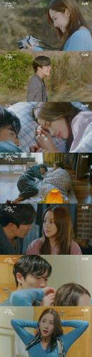 '그녀의 사생활' 김재욱-박민영, 가짜연인의 동침…설렘모드 가동?[종합]