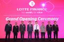 롯데카드, 베트남 현지법인 '롯데파이낸스' 오픈 행사 개최