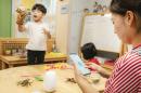 SK텔레콤, 어린이집 대상 실내 공기질 관리 캠페인 진행