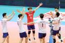 남자배구, 아시아선수권서 '최강' 이란에 막혀 결승 진출 좌절