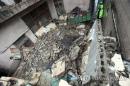 부산서 노후주택 붕괴로 70대 여성 매몰…숨진 채 발견