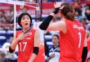 '이재영 23득점' 한국, 아르헨 3대1로 꺾고 월드컵 3승째