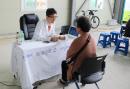 인천힘찬병원, 금산군 어르신들 관절·척추 건강 진료
