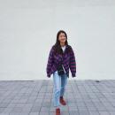 이시영, 출근길을 화보로…'모델 뺨치는 비주얼'