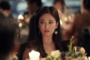 송혜교, 디너쇼 포착…우아한 블랙드레스 자태