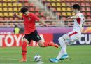 조규성 '즐라탄 슛'+이동경 환상 프리킥, U23 대회 최고의 골 후보