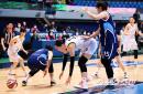 박지수 '아쉬운 알까기 공격'