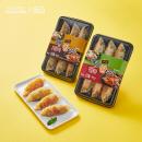 한만두식품XCU 프리미엄 냉장만두 2종 런칭… 한 번에 두 가지 맛!
