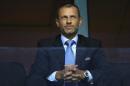 '최종선언' UEFA 세페린 회장,