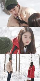 '계약우정' 이신영X김소혜, 설원 위 풋풋한 첫사랑의 시작