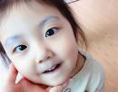 '안현수♥' 우나리, 5세 딸 제인이가 화장하는 법
