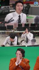'편애중계' 김병현, 메이저리거의 포효