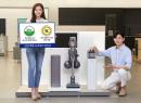 삼성전자, '청정스테이션'미세먼지 배출 차단 능력 입증