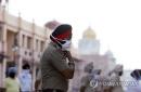인도 확진자 세계 6번째로 많아져…하루 확진 1만명 육박 '최다'