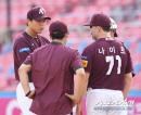[수원 Live]키움 이승호, KT전서 2이닝 만에 강판…6안타 6실점