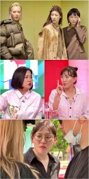 '당나귀 귀' 모델들의 경악+탄식 촬영장 점심…
