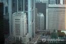 홍콩 빌딩 공실률 이미 15년 만에 최고