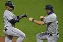 '게릿 콜 vs 셰인 비버' 에이스 맞대결서 양키스, 클리블랜드에 12-3 대승