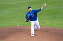 [류현진 등판]'위기 연속' 류현진, 상대 9번타자에게 투런 홈런 허용