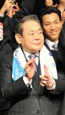 '레슬링 소년에서 IOC 위원까지' 이건희 삼성그룹 회장이 남긴 韓 스포츠 발전 발자취