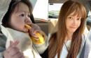 양미라, 붕어빵 아들 '손하트'에 심쿵♥ '머리숱 1등 순둥이'