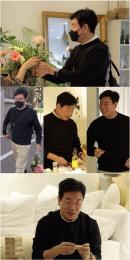 김일우, 톱스타 여사친을 위한 꽃+요리 선물..그녀의 정체는?('살림남2')