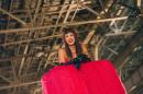 '놀면 뭐하니?' 만옥, 27년 만에 전설의 '핑크 드레스' 꼭대기 안착