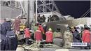 중국 광산사고 일주일 만에 매몰 22명 중 12명 위치 확인