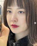 구혜선, '14kg 감량'→본인 얼굴에 감탄