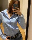 진아름, '♥남궁민' 사로잡은 우월한 모델 몸매…시크+세련 다 하는 일상룩
