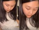 엄태웅♥윤혜진 딸 엄지온, 몰라보게 자랐네…긴 속눈썹+또렷한 이목구비