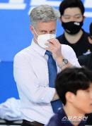 [패장 코멘트] '1차전 패배' 산틸리 감독의 설욕 다짐
