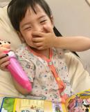 '기태영♥유진' 딸 로린, '해외파' 엄마 닮은 영어실력?...공부 중에도 꺄르르
