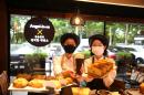 엔제리너스, 윤쉐프 정직한 제빵소 제휴 '베이커리 카페' 운영