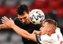 [유로리뷰]독일, 헝가리에 2대2 무승부! 천신만고 끝 16강 진출