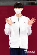 장준 '수줍은 청년의 미소'