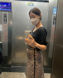 '세무사♥' 이지혜, '둘째 임신' 5개월 실감나는 '배 볼록' D라인