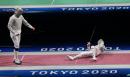 [도쿄올림픽]'남자 사브르 세계 1위' 오상욱, 모하메드 15대9로 꺾고 '8강행'
