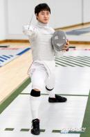 '무결점 꽃미남펜서'오상욱,가볍게 8강행! 세계랭킹 1위답다[도쿄올림픽]