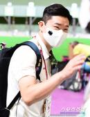 결선진출 좌절 진종오, 후배 김모세에 첫 메달 기원하는 따뜻한 응원[도쿄올림픽]