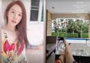 '태국 재벌♥' 신주아, 으리으리 대저택서 힐링 중 '휴양지 인 줄'