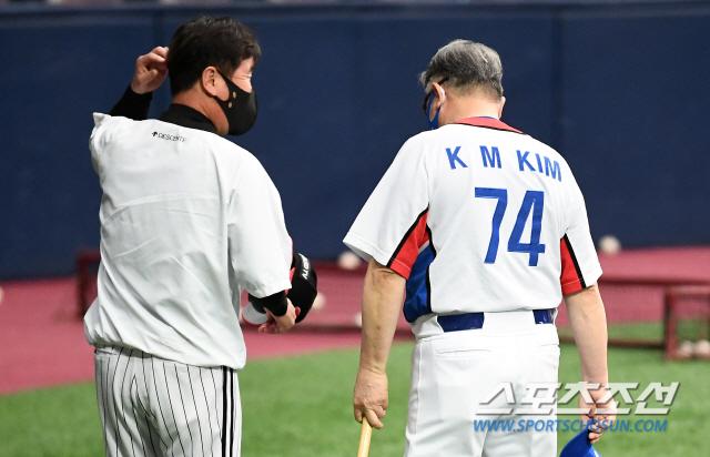 LG 류지현 감독의 후반기 엔트리 주전vs유망주