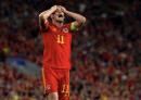 '레알 마드리드에서만 24회 부상' 유리몸 불명예, 결국 웨일스 대표팀에서도 이탈