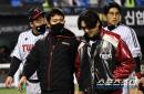 LG '1점 차 아쉬운 패배'