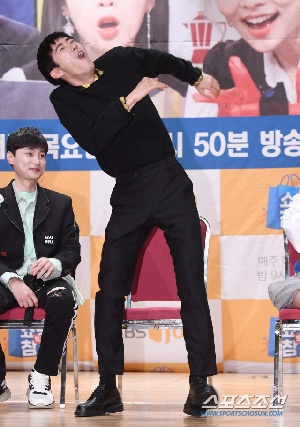 광희 프로그램 합류 기념 인싸춤