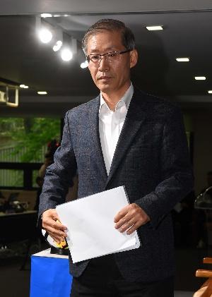 조현재 위원장 1수위 천안시와 협상 ...