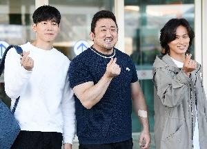 마동석-김무열-김성규, 칸영화제 가는...